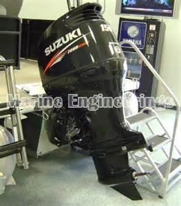 150 Hp Suzuki Outboard Suzuki 150 Hp Four Stroke Outboard Motor Marine Engineerings