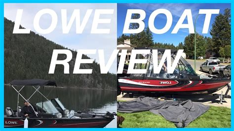 lowe fish and ski boat reviews lowe boat review 2015 fish and ski 1810 youtube