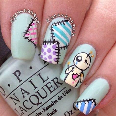 imagenes de uñas pintadas para halloween las 25 mejores ideas sobre dise 241 os para u 241 as largas en
