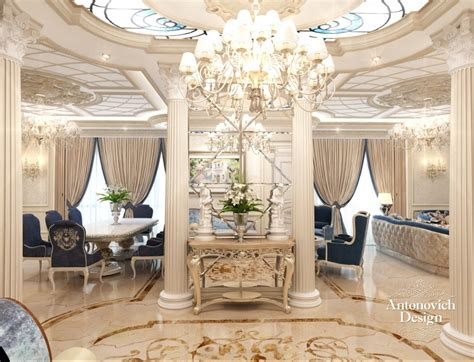 ROYAL INTERIOR DESIGN BY ANTONOVICH DESIGN ? Antonovich Design Turkey
