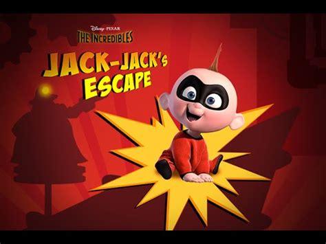 imagenes jack jack increibles the incredibles jack jack s escape youtube