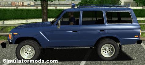 Toyota Ets Toyota Land Cruiser Ets Cars Truck Simulator
