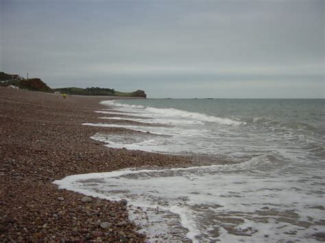 A Grey Day by File A Grey Day On Budleigh Geograph Org Uk