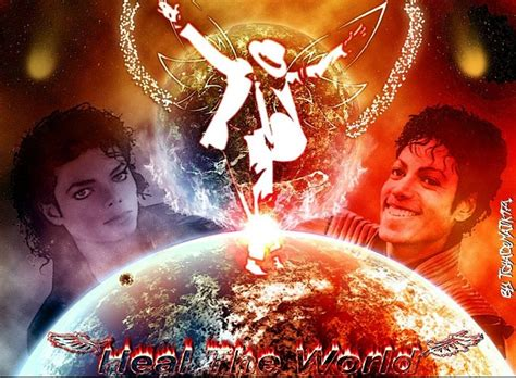 testo heal the world testo e della canzone heal the world di michael jackson