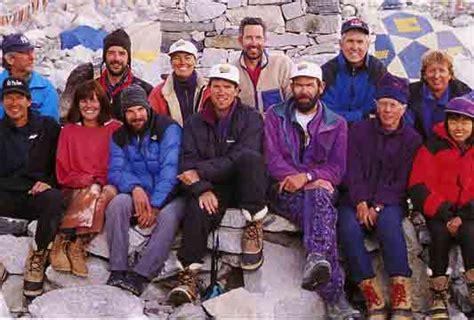 1996 everest film expedition mount everest information