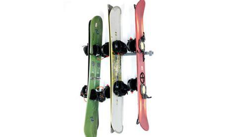 Ski And Bow Rack by 3 Cross Country Ski Rack Monkey Bar Storage