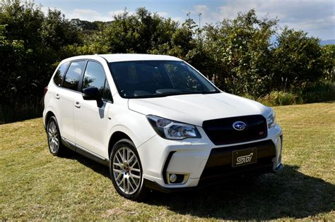 modded subaru forester subaru 2016 forester ts first drive subaru forester ts
