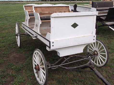 two seat wagon 2 seater wagon w fifth wheel
