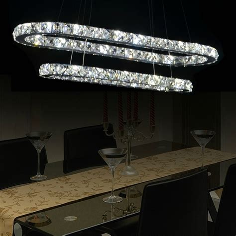 Track Lighting Chandelier Modern Fashion Dining Room Living Room Chandelier Led Pendant L Track Shape Led