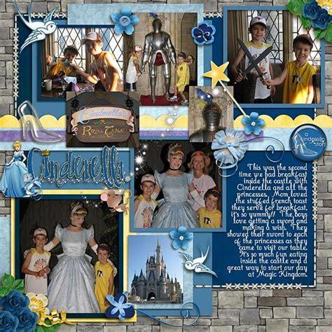 Crt Disney Karakter 274 best images about disney scrapbook princess pixie on rapunzel and page 3