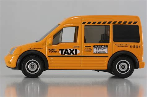 59 798 ford transit connect taxi