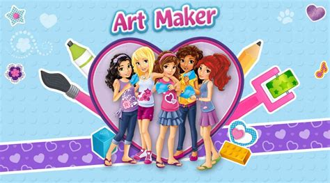 friends images lego friends wallpaper wallpapersafari
