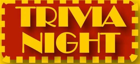 Trivia Sweepstakes - portland thursday trivia nights prizes specials all over town portland events