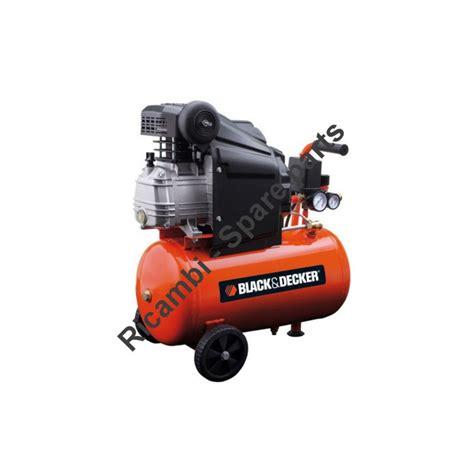 black decker spare parts for air compressor pratiko 24