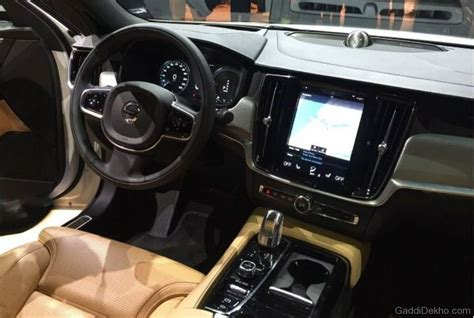 Volvo S90 Interior by Volvo Car Pictures Images Gaddidekho