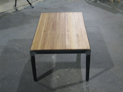 bowling alley coffee table buro series