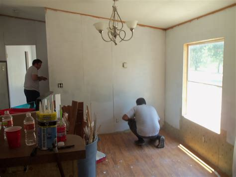 mobile home interior walls mobile home makeover