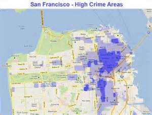 San Francisco Safety Map by The Big Social Picture Is Your San Francisco Home Safe