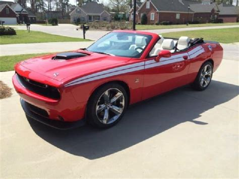 challenger convertible autos post