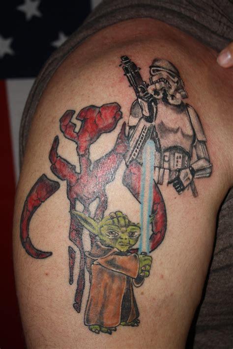 american gypsy tattoo american wars style