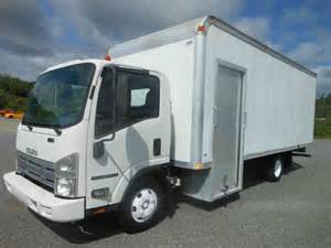 Isuzu Box Truck Mpg Isuzu Npr 2008 Box Trucks