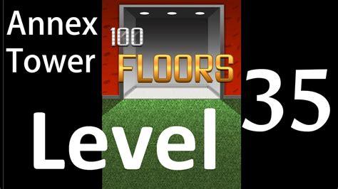 100 Floors Level 35 Annex - 100 floors level 35 annex tower solution walkthrough