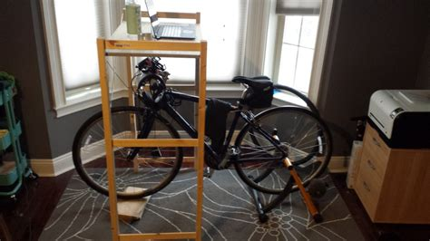 Diy Bike Desk Diy Bike Desk Ayresmarcus