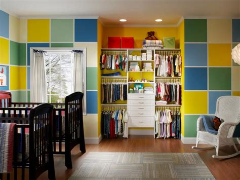 ideas to redesign kids closet to get its organizing kids a boy s closet for every age hgtv