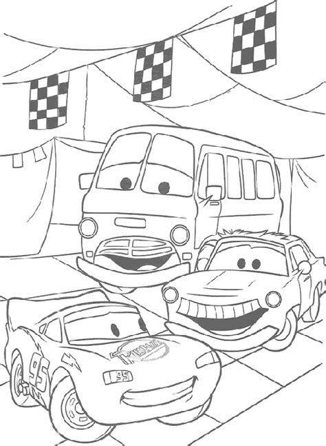 coloring pages cars 3 cars 3 coloring page
