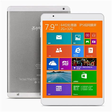 Tablet Os Windows review teclast x89 baytrail tablet dual os windows android