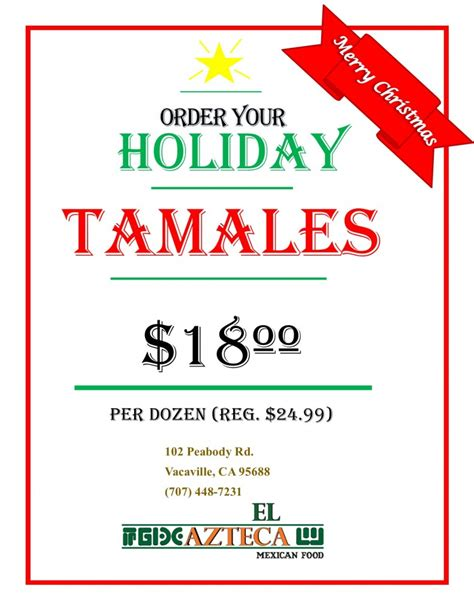 tamale fundraiser flyer related keywords tamale