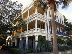 Rushmead House Historic Site by Historic Homes In Charleston South Carolina