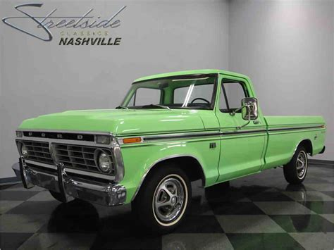 1974 Ford F100 by 1974 Ford F100 For Sale Classiccars Cc 969518