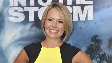 nbc weather woman dillon today meteorologist dylan dreyer adorably announces she