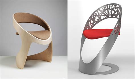 armchair stool curvy chairs and stools by martz edition
