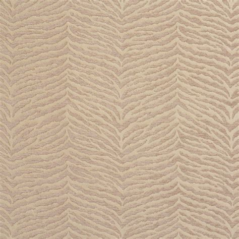 Tiger Upholstery by C220870 03 Beige Chenille Tiger Upholstery Fabric