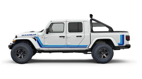 retro graphics option page  jeep gladiator forum