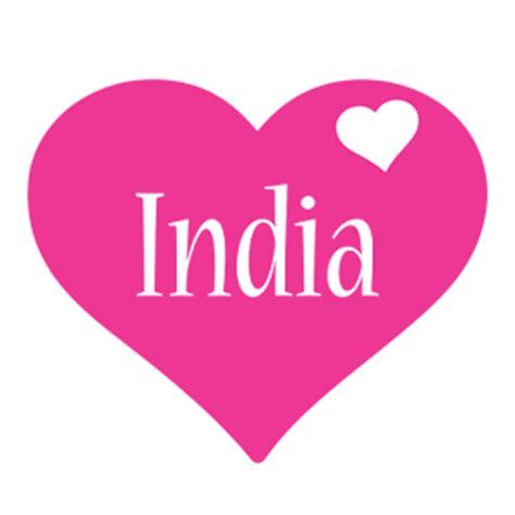 design logo online india india logo name logo generator i love love heart