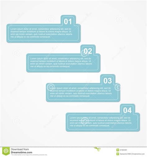 modern design elements modern infographic design elements vector illust stock
