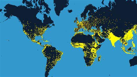 Lv Alma Mungil el mapa que muestra c 243 mo se ha acelerado el crecimiento de