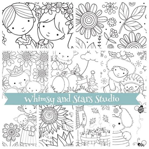 coloring book release 485 best whimsy and studio sts images on