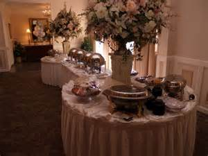 Buffet Table Designs Wedding Buffet Table Decorating Ideas Photo Gallery