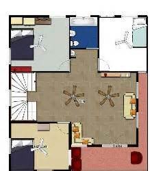 Plans gharexpert 50 x 40 ft site east facing duplex house plans