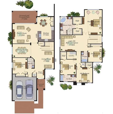 florida home builders floor plans 17 best images about floorplans new construction homes