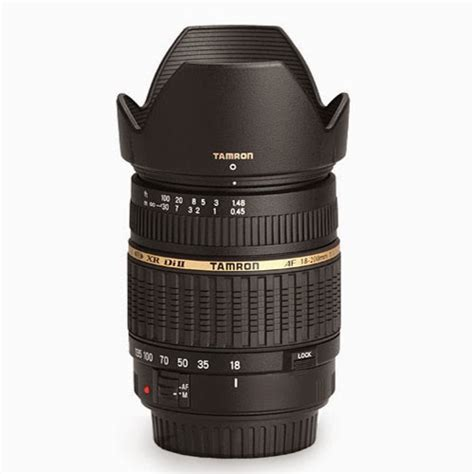 Lensa Nikon Tamron sewa kamera jogja lensa tamron 18 200mm for nikon