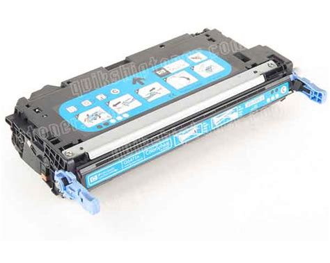 Toner Q6471a hp part q6473a oem magenta toner cartridge 4 000 pages