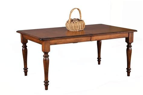 amish country table