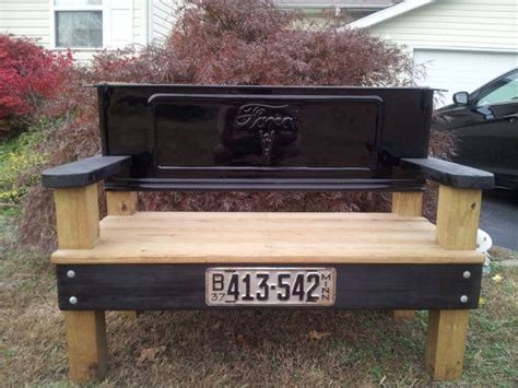 how to make a tailgate bench 17 best ideas about tailgate bench on pinterest mancave