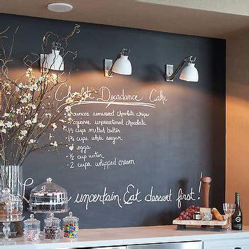 chalkboard kitchen backsplash chalkboard backsplash design ideas