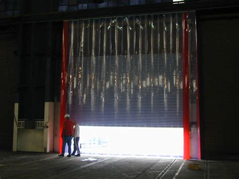pvc curtains in commercial sector pvc curtains get